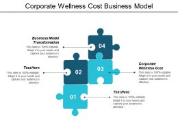 Corporate Wellness Cost Business Model Transformation Business Timesheet Cpb