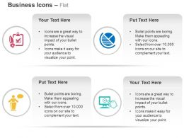 correct_checklist_pie_chart_business_communication_internet_option_ppt_icons_graphics_Slide01