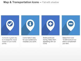 correct_location_down_here_add_location_remove_location_ppt_icons_graphics_Slide01