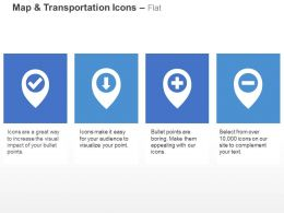 correct_location_down_here_add_location_remove_location_ppt_icons_graphics_Slide02