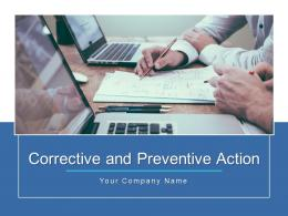Corrective And Preventive Action Information Conformities Performance Assessment Strategy