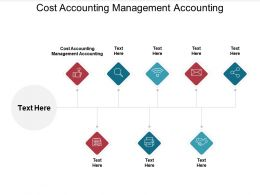 Cost Accounting Management Accounting Ppt Powerpoint Presentation Styles Example Topics Cpb