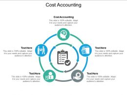 Cost Accounting Ppt Powerpoint Presentation File Infographic Template Cpb