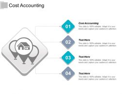 Cost Accounting Ppt Powerpoint Presentation Icon Diagrams Cpb