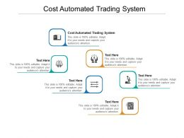Cost Automated Trading System Ppt Powerpoint Presentation Infographic Template Graphics Cpb