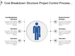 Cost Breakdown Structure Project Control Process Attend Training