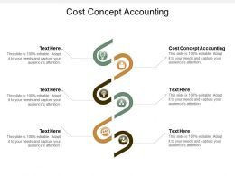 Cost Concept Accounting Ppt Powerpoint Presentation Professional Show Cpb