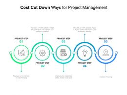 Cost Cut Down Ways For Project Management