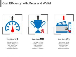 Cost Efficiency With Meter And Wallet