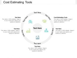 Cost Estimating Tools Ppt Powerpoint Presentation Outline Show Cpb