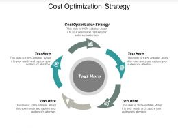 Cost Optimization Strategy Ppt Powerpoint Presentation File Good Cpb
