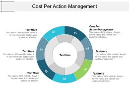 Cost Per Action Management Ppt Powerpoint Presentation Summary Graphics Design Cpb