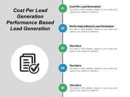 Cost Per Lead Generation Performance Based Lead Generation Cpb