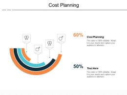 Cost Planning Ppt Powerpoint Presentation Layouts Objects Cpb
