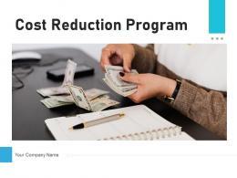 Cost Reduction Program Strategic Opportunity Assessment Framework Manufacturing