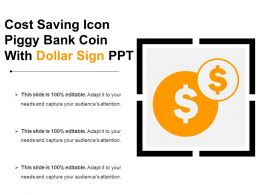 cost_saving_icon_piggy_bank_coin_with_dollar_sign_ppt_Slide01