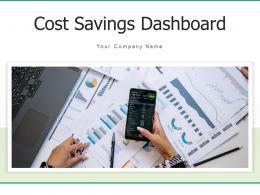 Cost Savings Dashboard Procurement Planning Deployment Management