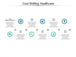 Cost Shifting Healthcare Ppt Powerpoint Presentation Summary Outfit Cpb