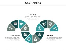 Cost Tracking Ppt Powerpoint Presentation Outline Background Image Cpb
