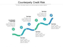 Counterparty Credit Risk Ppt Powerpoint Presentation Gallery Graphics Cpb