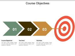 Course Objectives Ppt Powerpoint Presentation Gallery Template Cpb