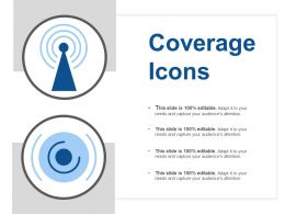 Coverage Icons