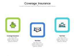 Coverage Insurance Ppt Powerpoint Presentation Pictures Outfit Cpb