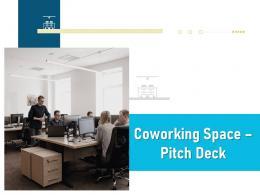 Coworking Space Pitch Deck Ppt Template