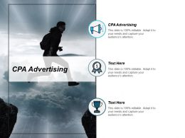 CPA Advertising Ppt Powerpoint Presentation Gallery Graphic Images Cpb