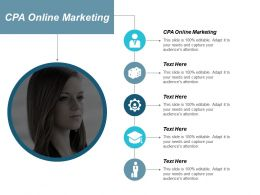 CPA Online Marketing Ppt Powerpoint Presentation Gallery Graphic Tips Cpb