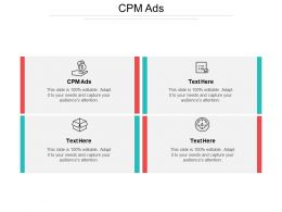 Cpm Ads Ppt Powerpoint Presentation File Influencers Cpb