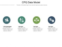 CPQ Data Model Ppt Powerpoint Presentation Inspiration Graphics Template Cpb