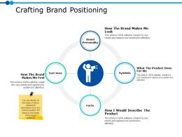 Crafting Brand Positioning Ppt Powerpoint Presentation File Structure