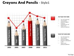 Crayons And Pencils Style 1 PPT 15