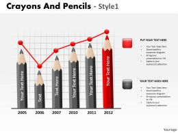 Crayons And Pencils Style 1 PPT 16