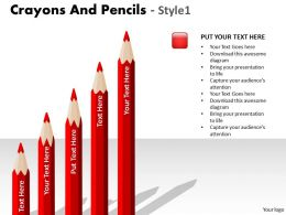 Crayons And Pencils Style 1 PPT 3
