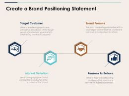 Create A Brand Positioning Ppt Ideas