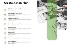 Create Action Plan Ppt Powerpoint Presentation Summary Show