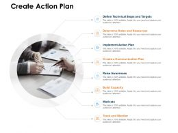 Create Action Plan Ppt Powerpoint Presentation Summary Slide Download