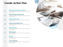 Create Action Plan Raise Awareness Ppt Powerpoint Presentation Outline Smartart