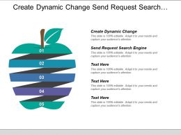 Create Dynamic Change Send Request Search Engine Activity Diagram