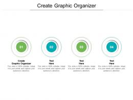 Create Graphic Organizer Ppt Powerpoint Presentation Inspiration Graphics Template Cpb
