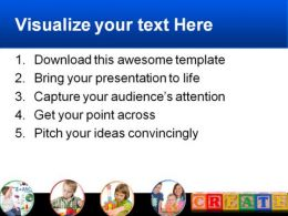 Create Isolated Education PowerPoint Template 1110  Presentation Themes and Graphics Slide03