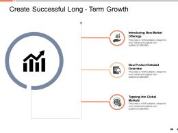 Create Successful Long Term Growth Global Markets Ppt Powerpoint Presentation