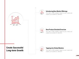 Create Successful Long Term Growth Planning Ppt Powerpoint Presentation Summary Slide