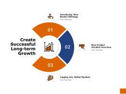 Create Successful Long Term Growth Ppt Powerpoint Presentation Outline Portfolio