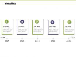Creating Digital Transformation Roadmap For Your Business Timeline Ppt Inspiration