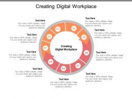 Creating Digital Workplace Ppt Portfolio Background Designs Cpb