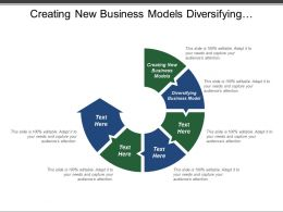 Creating New Business Models Diversifying Business Model Complementary Service