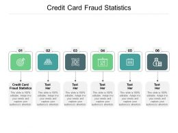 Credit Card Fraud Statistics Ppt Presentation Infographic Template Designs Cpb